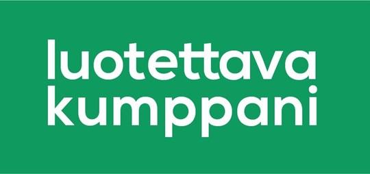 TelaKalle Oy • Luotettava Kumppani logo