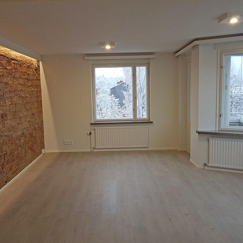 Huoneistoremontit lattiasta kattoon Tampereen seudulla • TelaKalle Oy